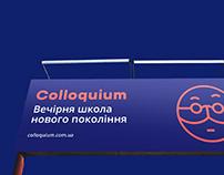 Colloquium — Brand Identity