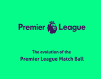 The Evolution of the Premier League Football