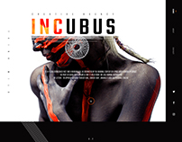 Incubus - Creative Agency Portfolio Website