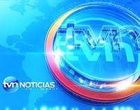 Rebranding TVN Noticias - Panamá