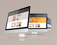 Vinoble Horsens - Webshop design