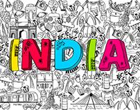 Doodle India
