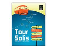 Promotion du concert 2015 – Chœur Solis