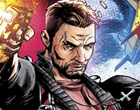 Just Cause 3 Motion Comic