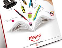 Catálogo de produtos Maped