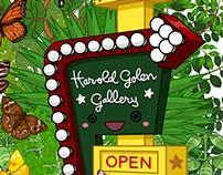 Kawaii Universe - Harold Golen Gallery - Mascot Collab