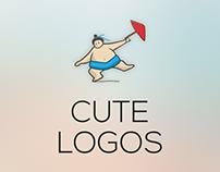 Cute Logos Set