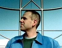 Portrait Acid Junkies/Terrace frontman Stefan Robbers
