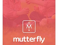 Mutterfly mobile app redesign