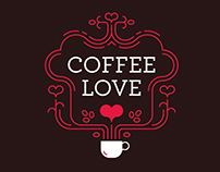 Coffee Love identity