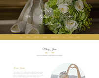 Wedding Photography HTML Template