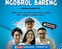 Poster #Tamunyakumparan