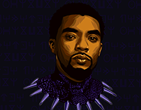 Black Panther ''King T'Challa''