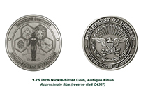 Emerging Concepts Human System Integration. GOVT. coin