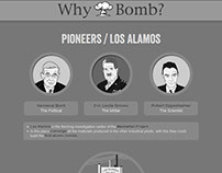 Why Bomb? or The Great Bussines of  War