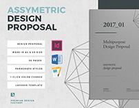 Assymetric Proposal
