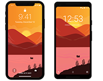 Wallpaper Desktop , Iphone and Android - Freebies