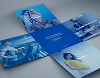 Timeviewer brochure - Advertising - Branding