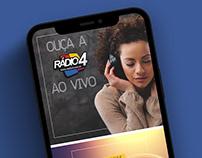 Social Media | Rádio 4