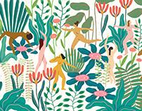 April Magazine: Cover Illustration