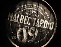 Malbec Tardío • Bodega Septima