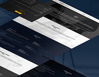 Web design - PSJ Hydrotranzit