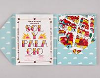 Sol y Palacio Pocket Guide