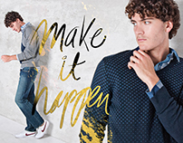 Campaña de URBAN con la marca Tommy Hilfiger y Levis