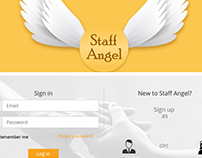 Staff Management Web App