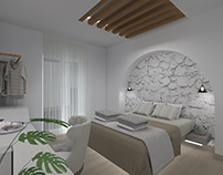 Hotel Rooms | 3D Visualization