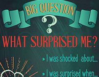 Big Question Classroom Posters 2017