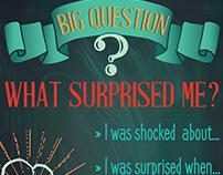 Big Question Classroom Posters 2017