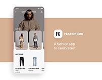 Fear of God App