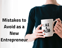 Mistakes to Avoid as a New Entrepreneur by Ali Slutsky