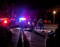 street arrest