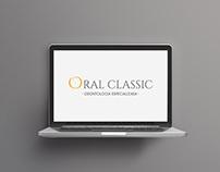 redação on-line // oral classic