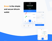 App Brean - bitcoin wallet
