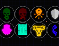 Topdown iOS game