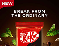 KITKAT - A break from the ordinary