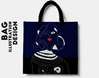 illüstration design bag