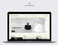 LA PARFUMERIE - WEB DESIGN & DEVELOPMENT