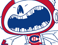 Montreal Canadiens themed guys