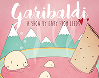 Garibaldi - Poster Illustration