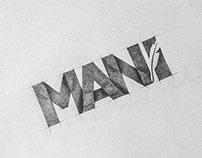 "Logo Design ""MANI"""