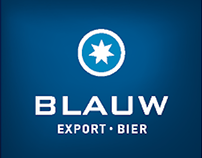 Blauw Bier