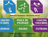 Campaña - Propuesta Plan Señaletica Parque San Andrés