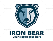 Iron Bear Logo