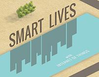 SMART LIVES - IOT