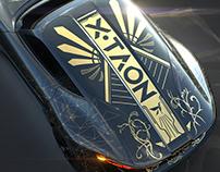X-TAON: NiukNiuk's Art (Déco) Car