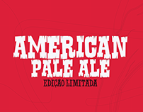 American Pale Ale - Limited Edition 2016